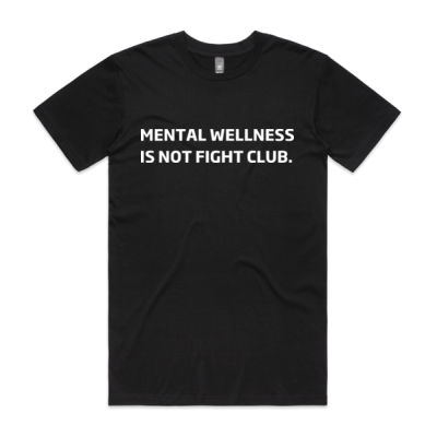Mental Wellness Club Men's Tee Thumbnail